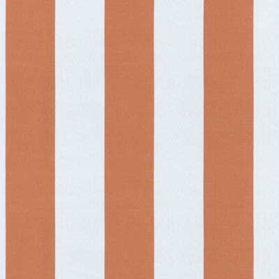 Haute House Fabric - Bradbury Stripe Papaya-Upholstery Outside Fabric #4666
