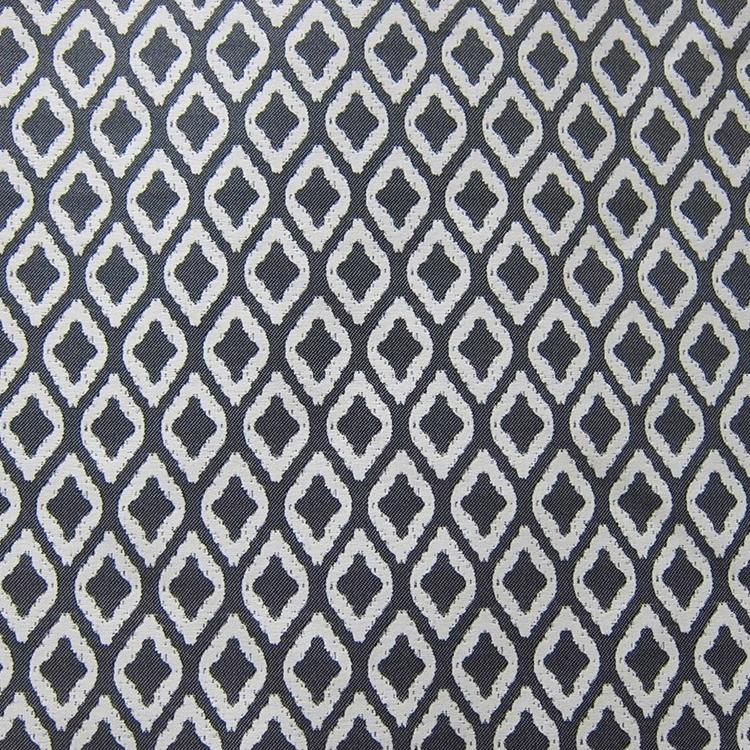 Haute House Fabric - Flip Flop Black - Outdoor Woven Fabric #2945