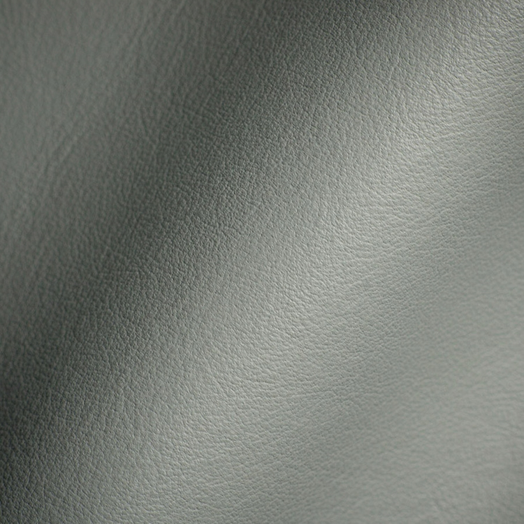 Haute House Fabric - Elegancia Gray - Leather Upholstery Fabric #3210