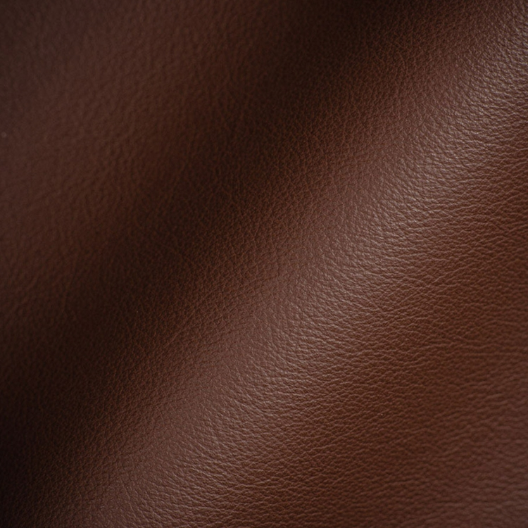 Haute House Fabric - Elegancia Henna - Leather Upholstery Fabric #3213