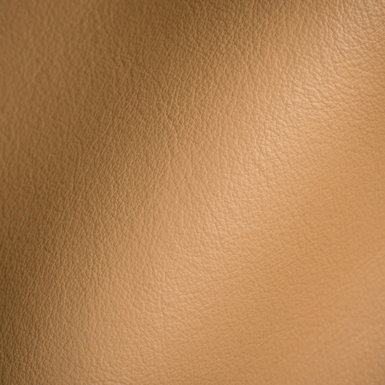 Haute House Fabric - Elegancia Saddle - Leather Upholstery Fabric #3224