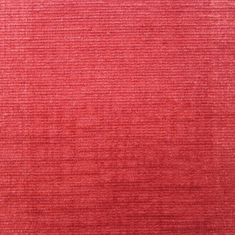 Haute House Fabric - Astoria Red - Chenille Fabric #3251