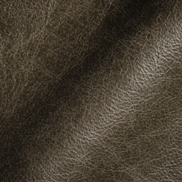 Haute House Fabric - Crystal Grey - Leather Upholstery Fabric #3396