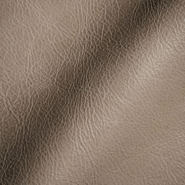Haute House Fabric - Geyser Ivory - Leather Upholstery Fabric #3397