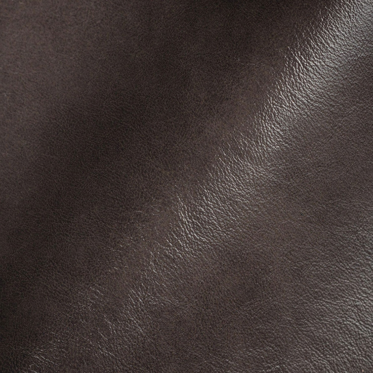 Haute House Fabric - Romantico Gun Metal - Leather Upholstery Fabric #3461