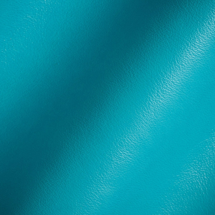 Haute House Fabric - Romantico Peacock- Leather Upholstery Fabric #3465