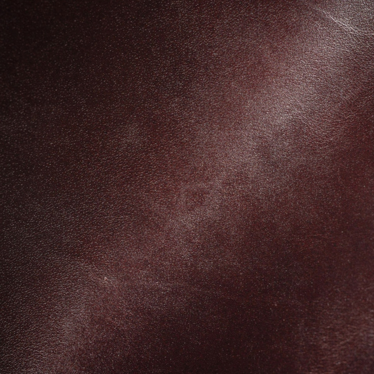 Haute House Fabric - Mustang Coffee - Leather Upholstery Fabric #3486