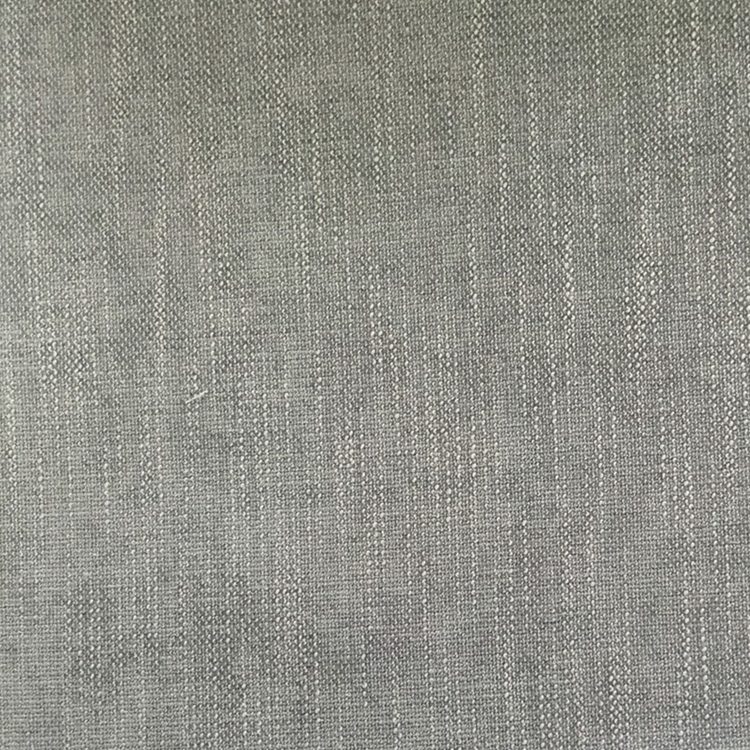 Haute House Fabric - Pippa Sky - Solid Linen Like Fabric #3954