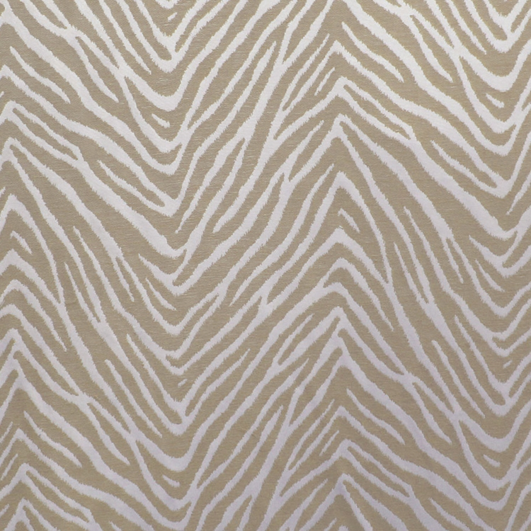 Haute House Fabric - Jungle Book Beige - Woven Fabric #4383