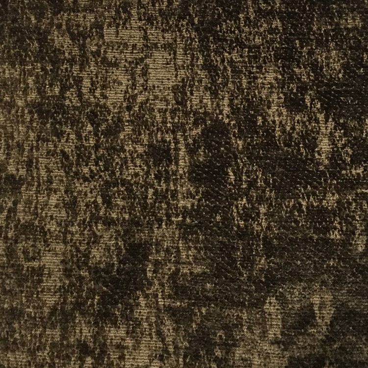 Haute House Fabric - Adam Mocha - Chenille Fabric #4527